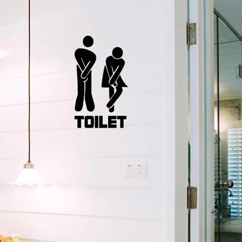 Online kopen wholesale grappig badkamer uit china grappig badkamer groothandel - Decoratie van wc ...