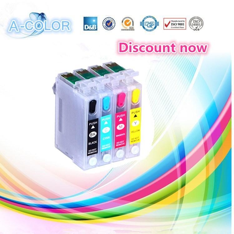 T1281 Refill Ink Cartridge FOR EPSON S22 SX125 SX130 SX235W SX420W SX440W SX430W SX425W SX435W SX438 SX445W BX305FSX230 printer(China (Mainland))