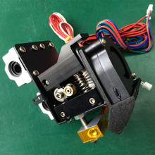 For P802M 3D printer complete Extruder Prusa i3 with 42 stepper motor heating tube thermistor bearing