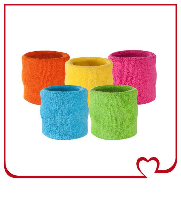 Custom Sweatbands With Your Brand Sports Terry Cloth Sweatband Tennis Squash Badminton Wrist Sweat Bands Basketball Wristband(China (Mainland))