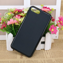 Surprise! 8 Discount For apple iphone 7 case 5 pcs/bag TPU silicone cover case black ultra thin cover for iPhone 7 plus case(China (Mainland))