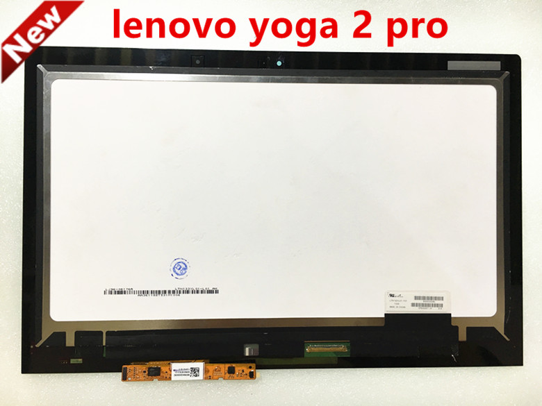 TOP quality for Lenovo Ideapad Yoga2 Pro 13.3 LCD LTN133YL01-L01 touch screen panel digitizer assembly display 3200X1800<br><br>Aliexpress
