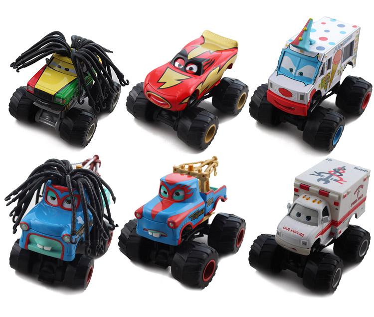 2016 New Arrival Pixar Cars 2 Maikun Mater Wrestler Rhapsody Diecast Metal Alloy Model Toys Fans Collection Gift 100% Original(China (Mainland))