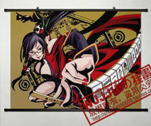 Anime blazblue Home Decor Japan Anime Wall poster Scroll