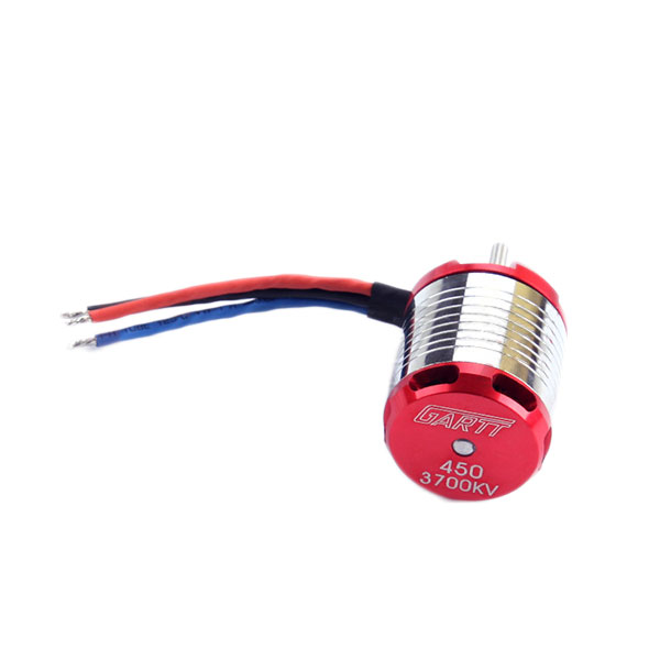 GARTT 3700KV 330W Brushless Motor For Align Trex 450 RC Helicopter Plane Aircraft Flight Parts Accs(China (Mainland))