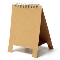 новые 2015 мини-мультфильм животных стенд бумаги таблица Календарь офис Обои планировщик ежемесячные стол pad календари перекидные