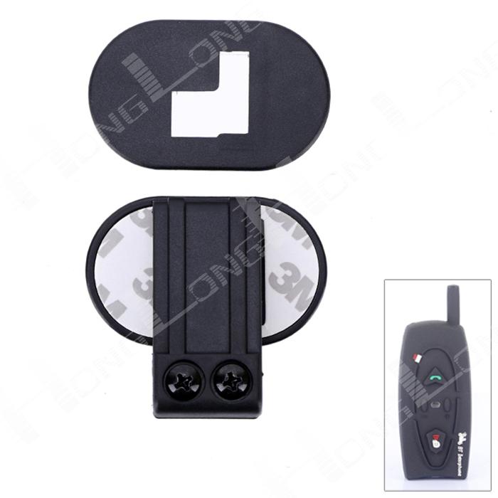 1 PC BT Intercom Accessory(Clip) for V1,V2-500A, V2-500B and V2-1200M Motorcycle Bluetooth Helmet Intercom(China (Mainland))