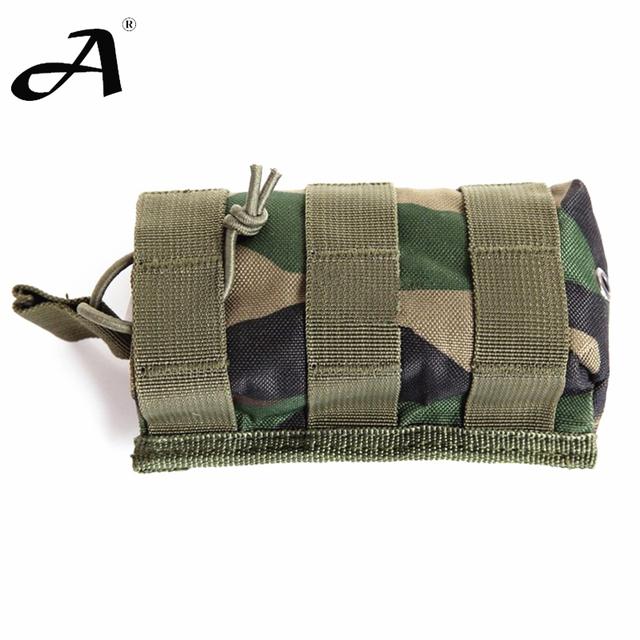 Тактический молл чехол аксессуары военных солдат радио сумка камуфляж molle сумка ...