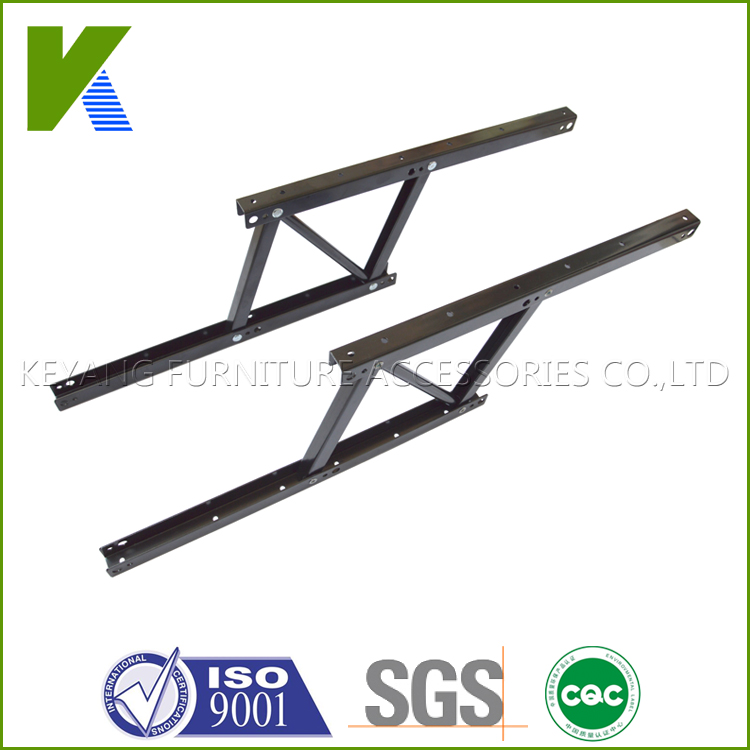 2015 Flexible Folding Table Parts Lift Up Frame/Extending Coffee Table Mechanism KYD006(China (Mainland))