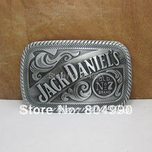 Fashion pewter finish belt buckle FP-02879 suitable for 4cm wideth belt with continous stock(China (Mainland))
