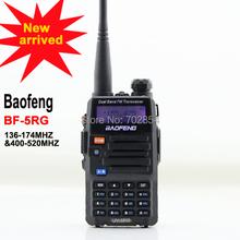 New arrived BAOFENG UV-5RG Dual Band 2 way radio 136-174Mhz & 400-520Mhz fm walki talki