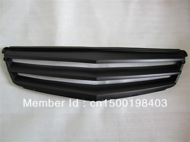 Mesh Grille /Car Grill/For Mercedes-Benz C180 C200 C230 C250 C280 C300 C350 NO AMG/FRP Materials/W204/