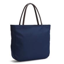 Lightweight Waterproof Nylon Large Tote Succinct Casual Ladies Large Handbag Solid Color Fashion Casual Bag Women Shoulder Bag