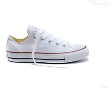 wholesale&retail drop shipping New canvas shoes Men Women casual shoes star Low High unisex men flat shoes women all size 35-45(China (Mainland))