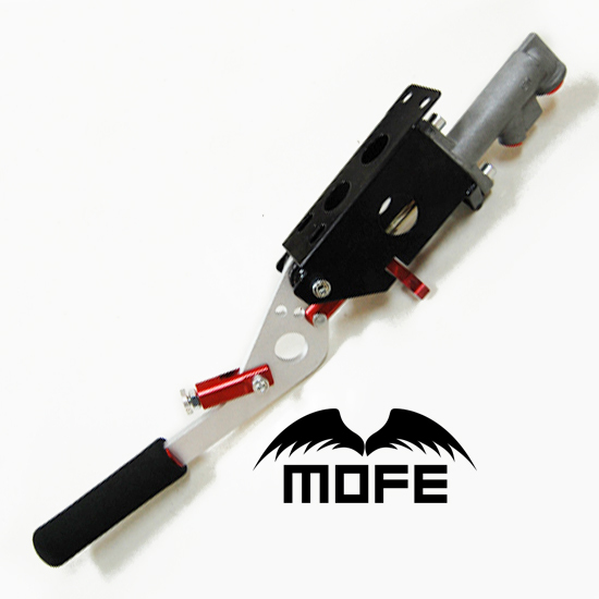 Фотография MOFE Master Cylinder: 0.7 Inch Racing Rally Drift Hydraulic Horizontal Handbrake Black