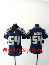 A+++ Women ladies all stitched Seattle Seahawks ladies 3 Russell Wilsons 11 Percy Harvin 12 Fan 24 Lynch seahawk 88 Jimmy Graham(China (Mainland))