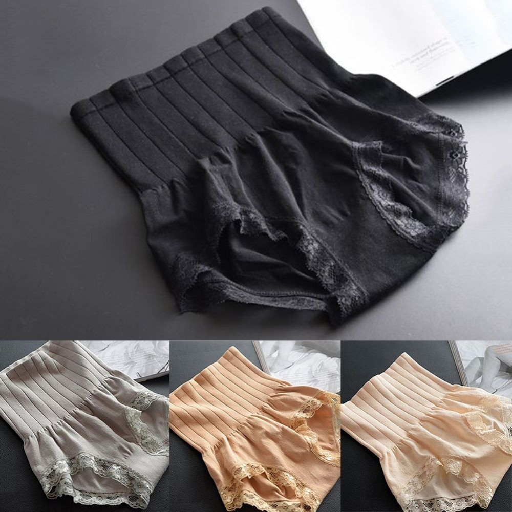 Hot Sales Janpan Munafie Panties For Women With High Waist New 2016 Women's Underwear Control Body Slimming Belly In Sexy Briefs