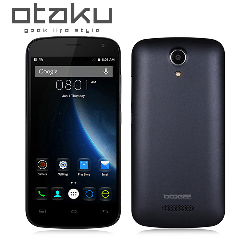 Original Doogee X3 MTK6580 1.3GHz Quad Core Mobile Phone 4.5