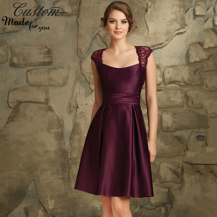 Popular Plum Wedding Dresses Buy Cheap Plum Wedding Dresses Lots From China Plum Wedding Dresses