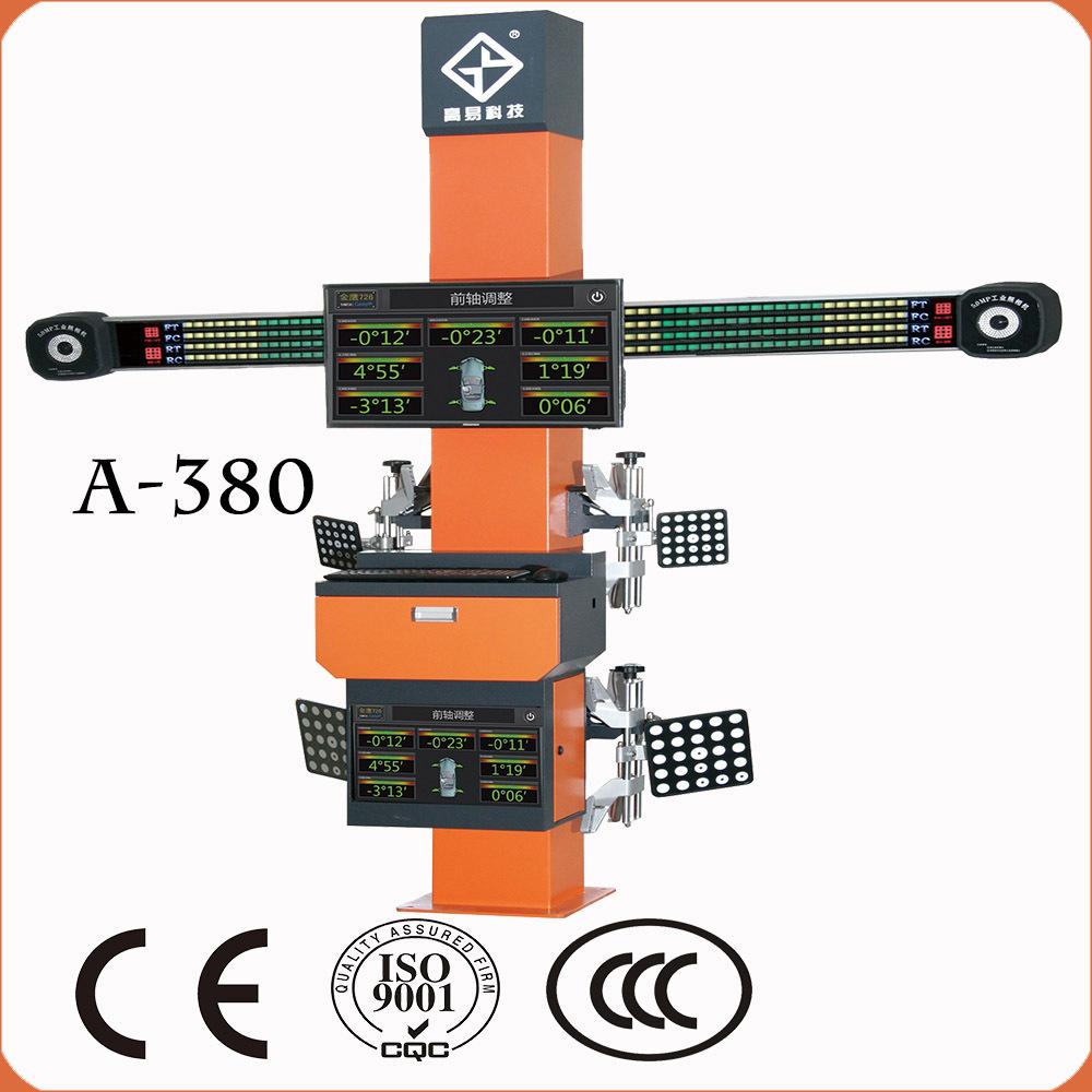 3D wheel alignment(Double screen)/wheel alignment machine price - Chuck Bass Empire store