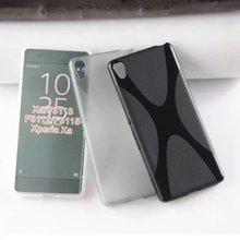 Buy 200pcs/lot Smart X-Line Soft TPU Gel Skin Case Cover Sony Xperia Xa F3112 F3113 F3115 Phone Case for $176.00 in AliExpress store