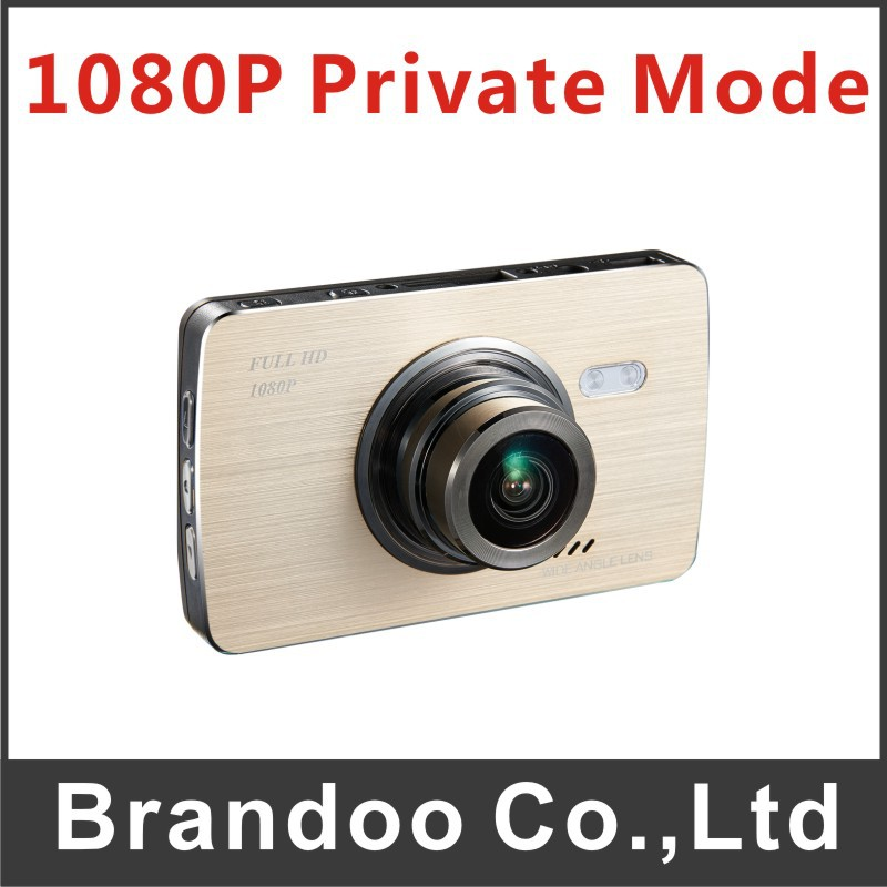 Free Shipping! H264 Full HD 1080P DASHCAME, Frame Car Dash Camera WDR LDWS(China (Mainland))