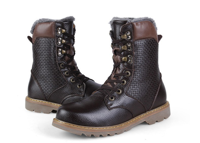 trend-sepatupria: Best Boots For Winter Men Images