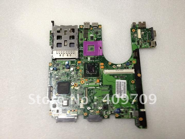 for HP 8510P laptop motherboard 452218-001<br><br>Aliexpress