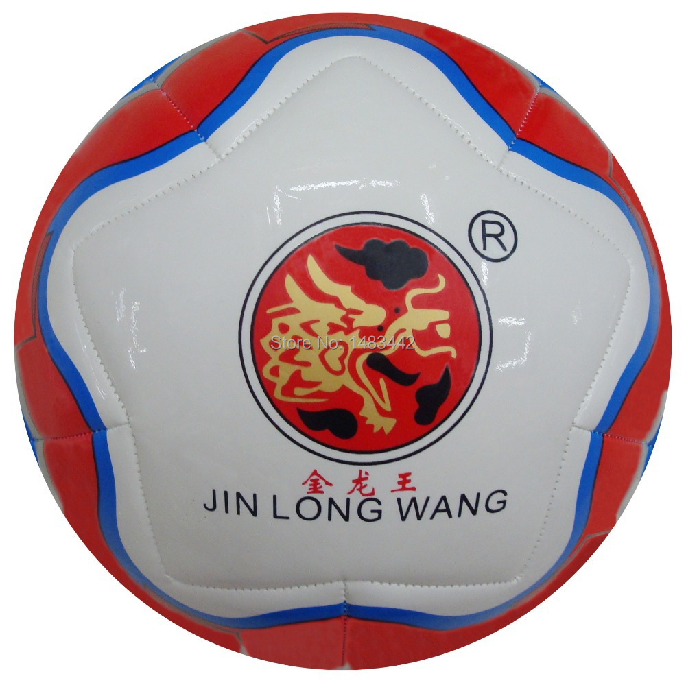 Free Shipping size 5 football machine Stitched Outdoor game soccer Football ball High quality GY-W053(China (Mainland))