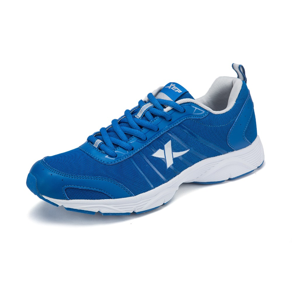 Xtep Original Men Running Shoes Male Sports Shoes Sneakers Breathable Fashion Athletic Trainers ShoesFree Shipping 985319119561<br><br>Aliexpress