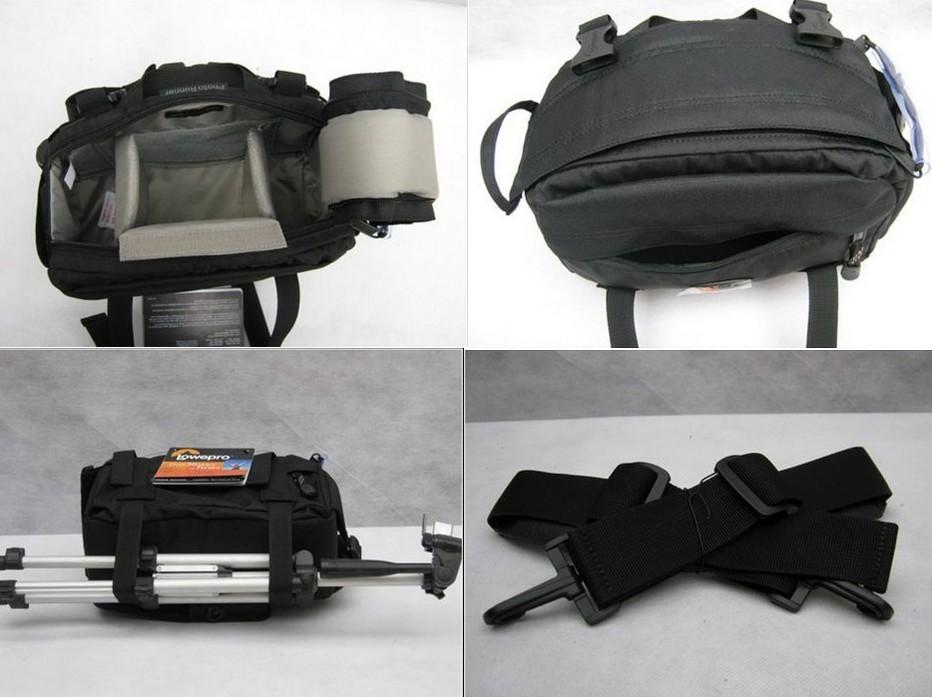 Lowepro Photo Runne Camera Bag SLR Camera Purse Outdoor Travel Photography Shoulder Case Black<br><br>Aliexpress