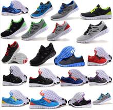 Free Shipping Men's Run 2 Running Shoes Men Lightweight Athletic Trainers Sport Shoe Man Walking Sneakers Top New Zapatillas