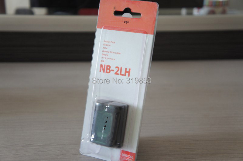 NB-2LH batteries NB2LH 2LH 2L NB-2L Camera Battery Canon EOS 400D S80 S70 S50 S60 350D G7 G9 Kiss N X Rebel XT XTi - Online Store 319858 store