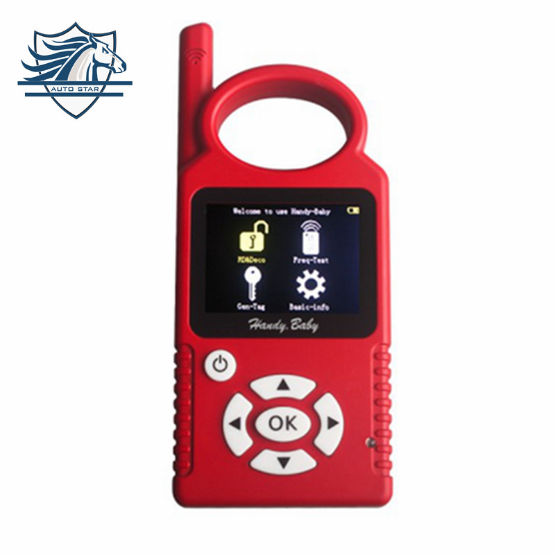 High Quality New CBAY Key Programmer for 4D/46/48 Chips Handy Baby New Generation CBAY Chip Programmer Replace 468 KEY PRO III(China (Mainland))