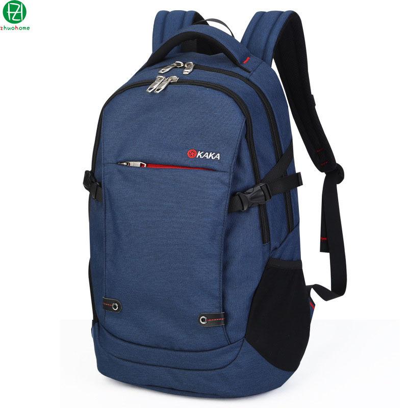 Фотография brand sports nylon backpack casual duffel bag outdoor camping hiking backpack waterproof embroidery men travel bags man bag