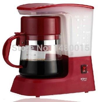 Free shipping, multifunction tea and coffee machine!Drip coffee maker!625w,220v,50HZ,TSK 1148 ...