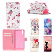 PU Leather Case Silicon Back Cover For Lenovo A 6000 A6000 / A 6010 A6010 Plus / K3 K30 Lenovo K 3 30 Leather Cover K30W K30T K3
