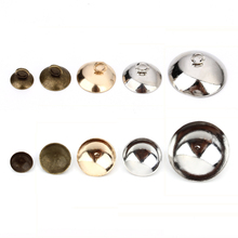 Buy 50pcs/lot Iron Pearl Pendant Connector Bail Cap Fit 6 8 10 15MM Round Beads DIY Jewelry Making Findings & Accessories for $2.97 in AliExpress store