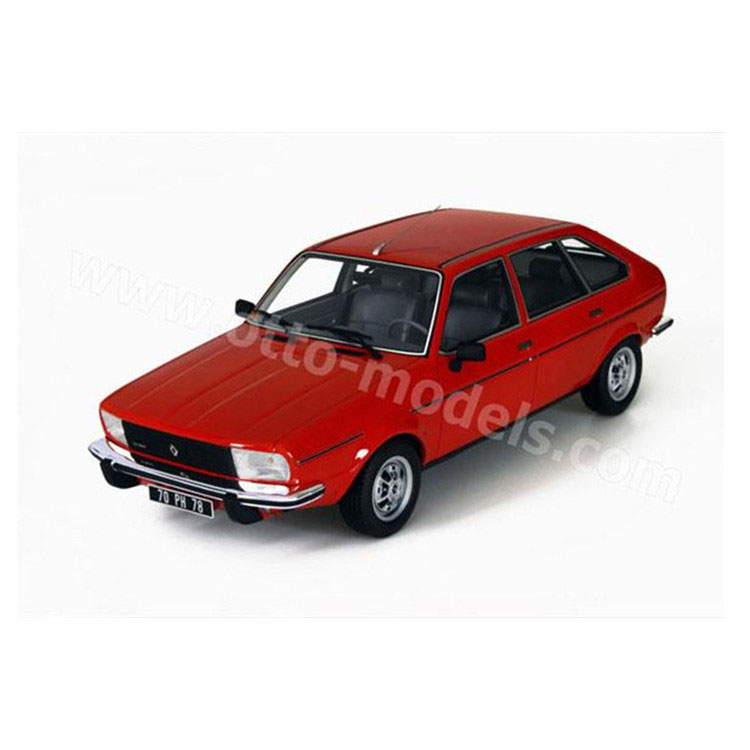 1:18 OTTO Renault Renault 20TX car model(China (Mainland))