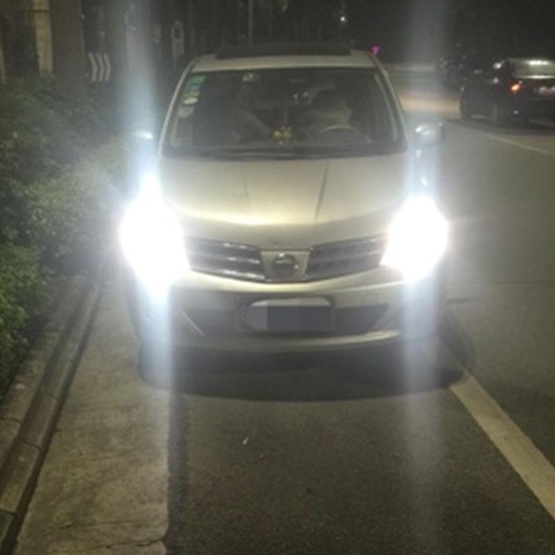 2 Pcs H1 H3 H4 H7 H8 H11 880 881 9005 9006 12V 100W Car Auto Xenon Halogen Light Bulb Headlight Lamp For Toyota Ford Nissan Opel