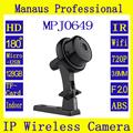 New Onvif 2 0 720P IP Camera Wifi CCTV Wireless Security Cameras HD Indoor MINI IR