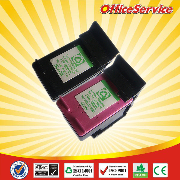 for HP 300 Black + Colour Cartridges For F4500 F4580 F4583 HP PRINTER<br><br>Aliexpress