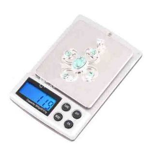 Electronic scale high precision 500g 0.1g jewelry scale portable