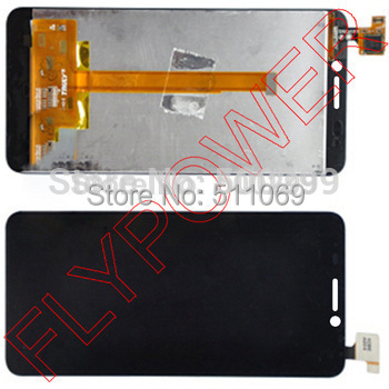 For Alcatel Idol S OT-6034 OT6034 OT6034D LCD Display with Touch Screen Digitizer Assembly by free shipping; 100% warranty;