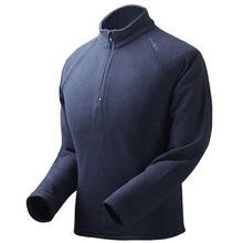 Men's Fleece Jacket Long Sleeve Fleece Shirt Breathable Material M~XXL 5 ColorsThermal Shirt Windstopper SportsWear OUT011-5
