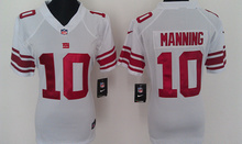 2016 Top A+ Women Ladies New York Giants 13 Odell Beckham Jr. 10 Eli Manning 80 Victor Cruz(China (Mainland))