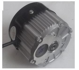 Hot sale bm1418hqf bldc 500w 48v electric tircycle motor for 48v brushless dc motor
