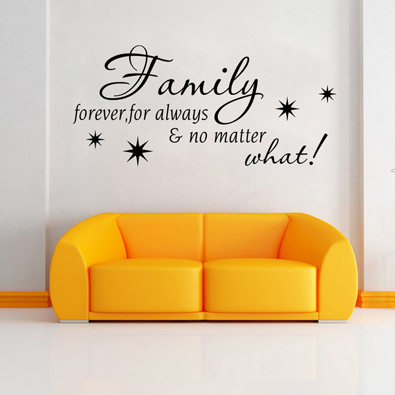 22 8 39 39 x16 39 39 family forever for always no matter what art for Decor matters
