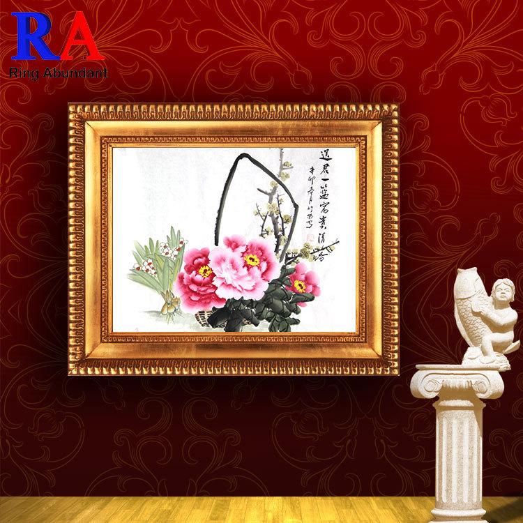 Картина RA Handpainted picturespink RA1365
