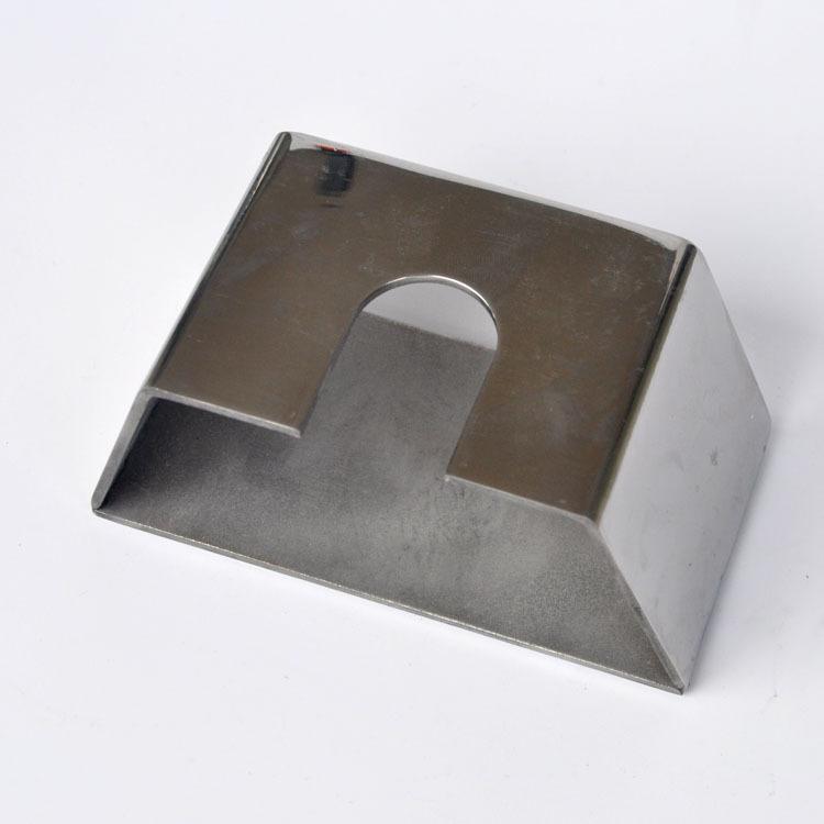 YF-17 stainless steel base tamp rack